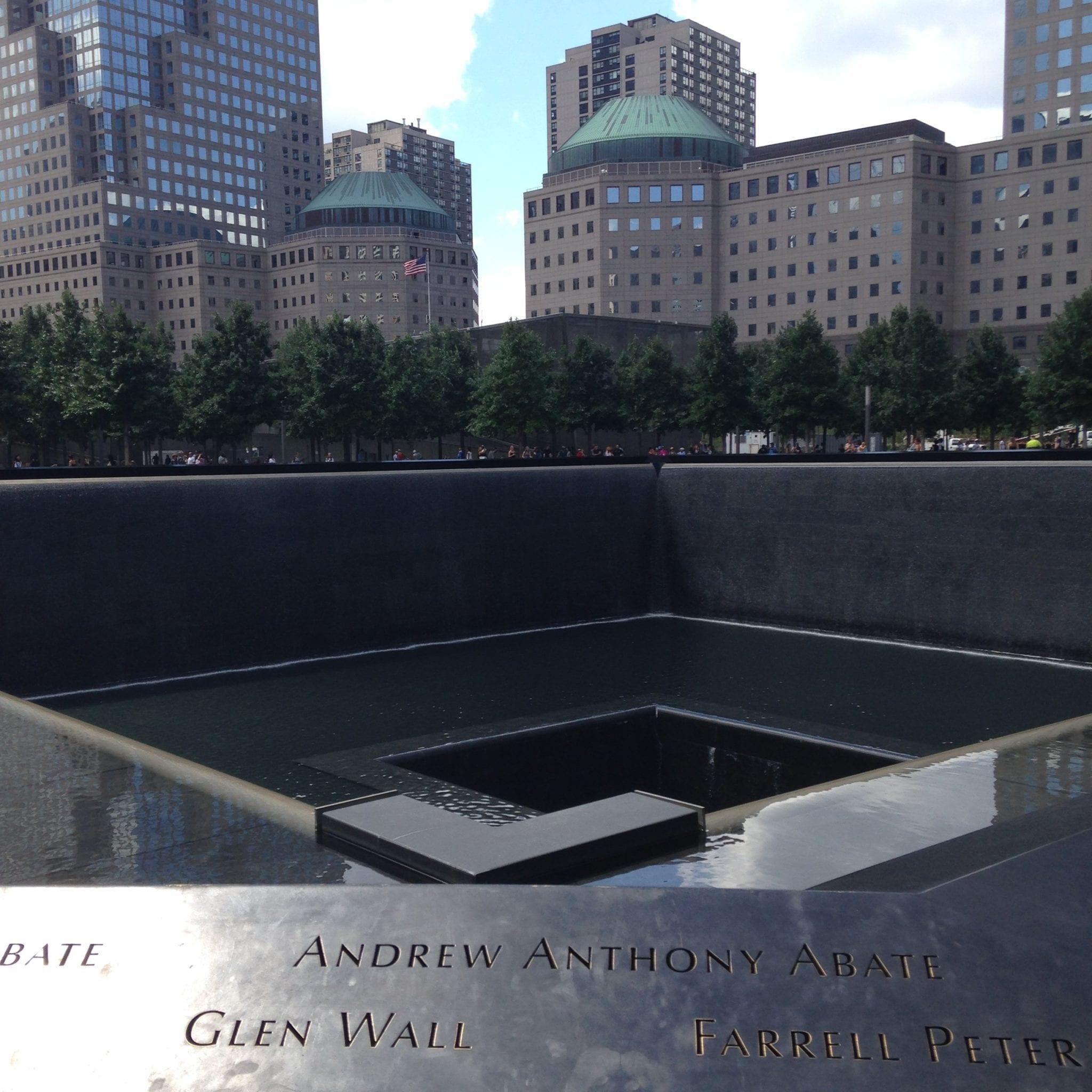 Memorial 11 Setembro NY