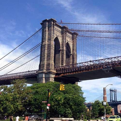 Ponte do Brooklyn ny