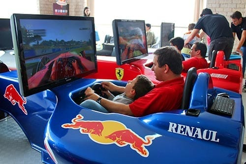 simuladores super carros