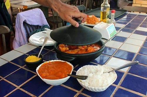almoco restaurante tropicalia
