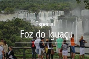 especial foz do iguacu