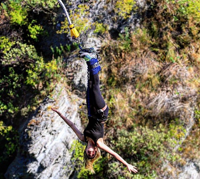 queenstown bungy jump nova zelandia