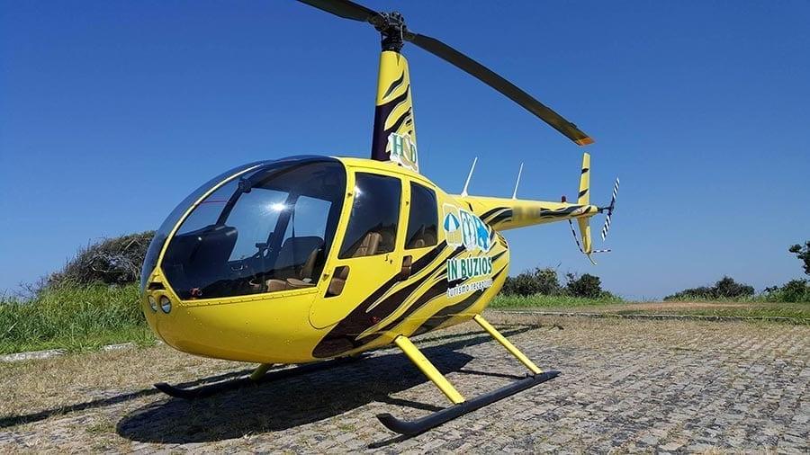 helicoptero heliparty