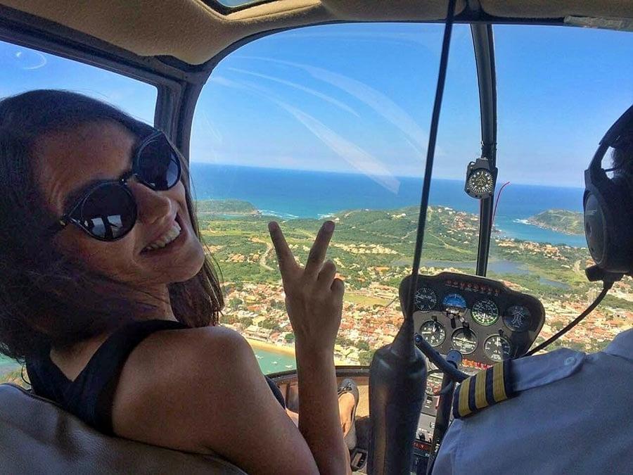 prefiro viajar heliparty