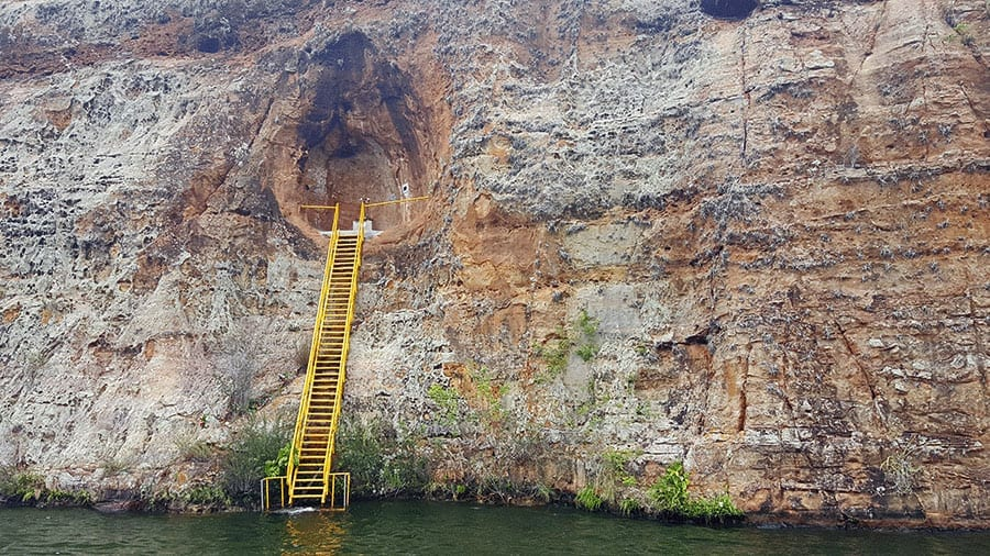 gruta sao francisco de assis
