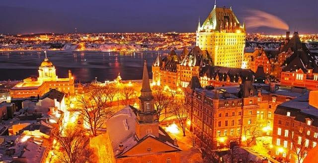 Quebec o que fazer