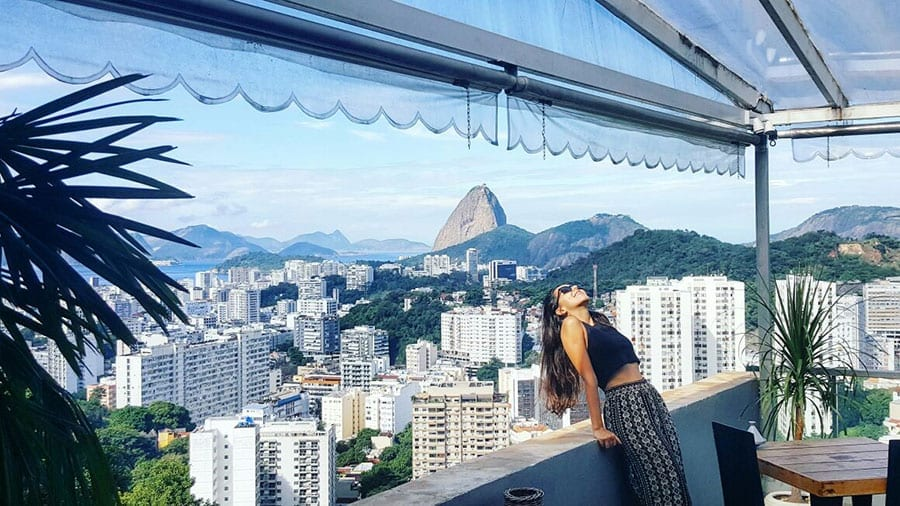 prefiro viajar the villa rio