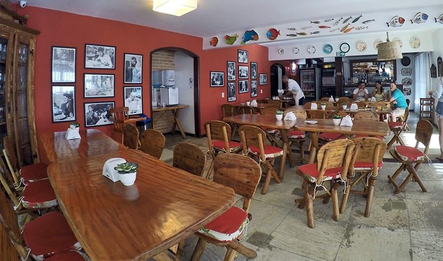 salão de cafe da manhã