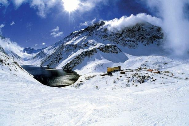 Vale Nevado Santiago Chile