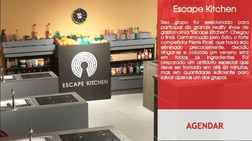 escape kitchen