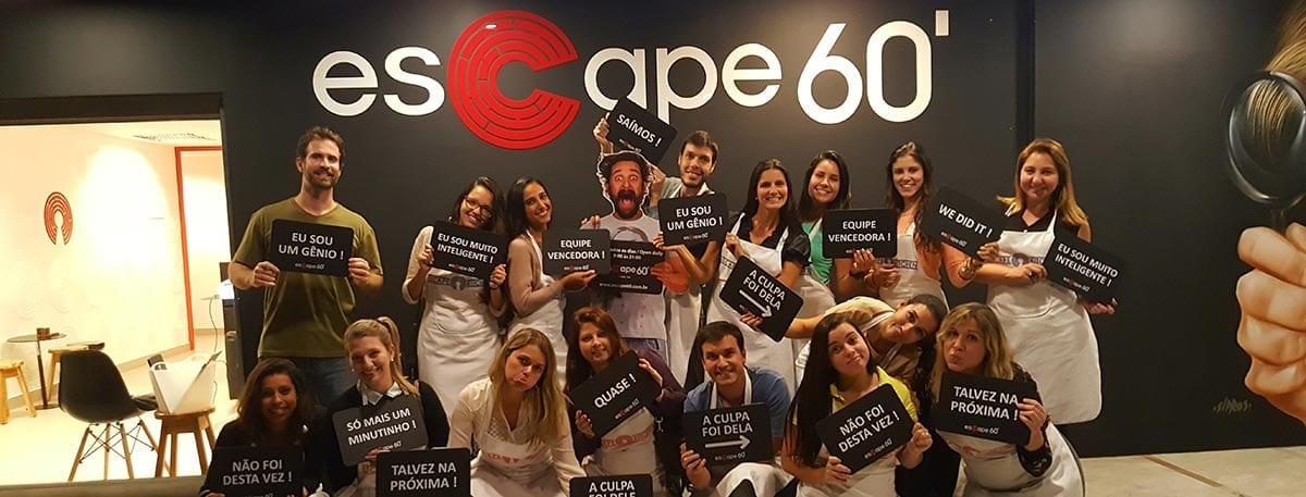 escape 60 copabacana