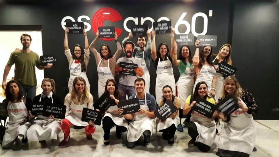 escape60 copacabana