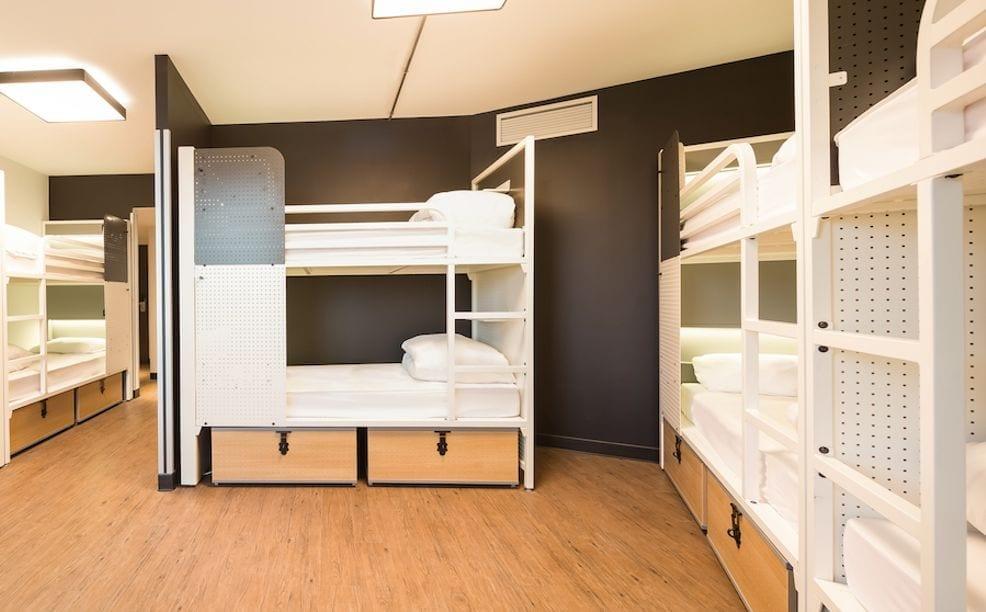 hostel generation paris