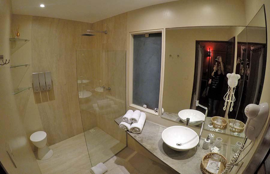 banheiro pousada cote sud