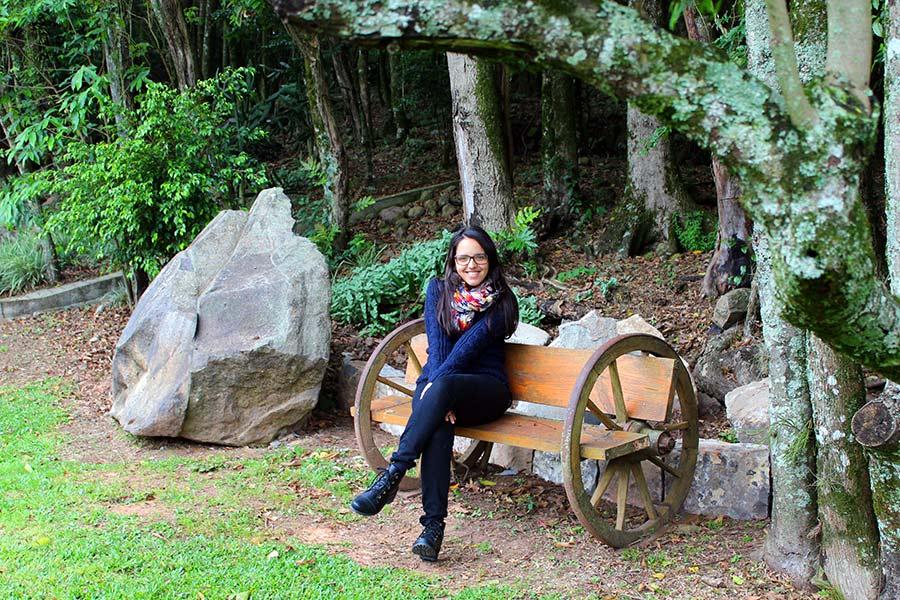 leopoldina jardim serra gaucha