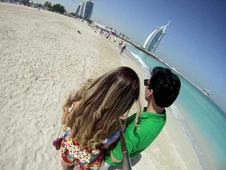 burj al arab praia