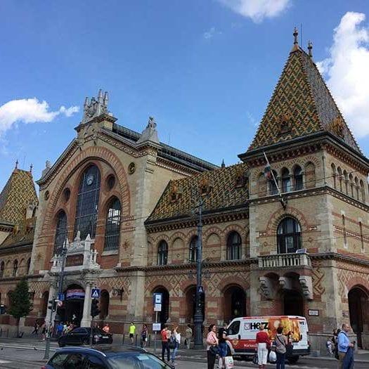 mercado central fachada