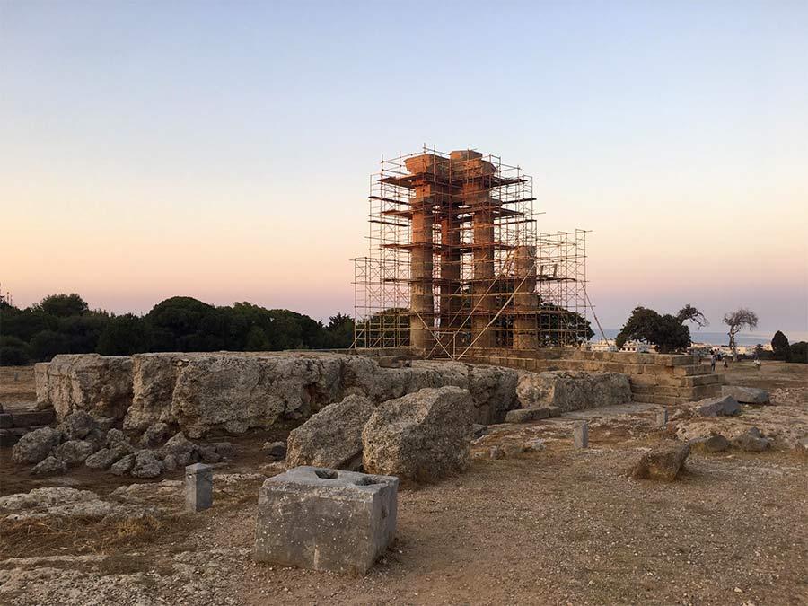 Acrópole Rhodes