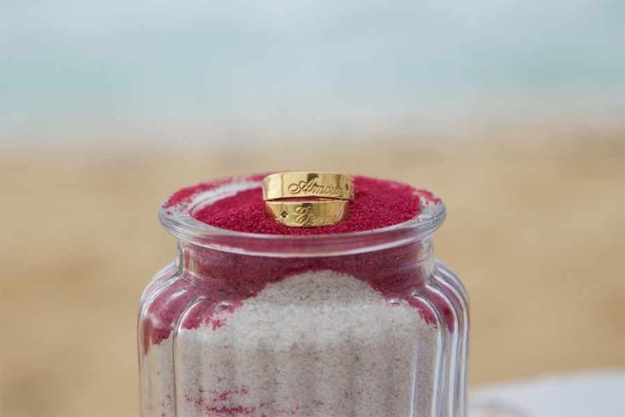 aliancas casamento cancun