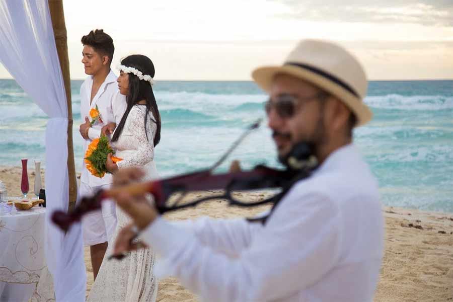 casamento cancun renovacao votos