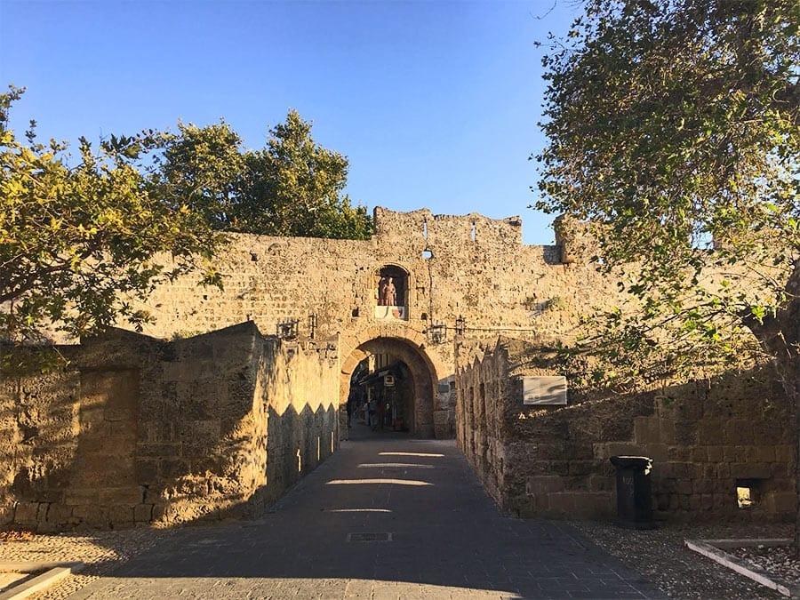 castelo rhodes