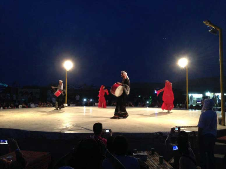 dança típica dubai