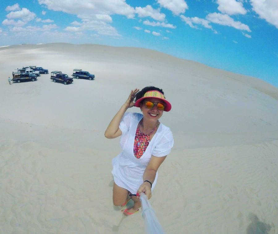 dunas de areia jericoacoara