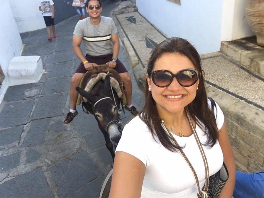 lindo town grecia