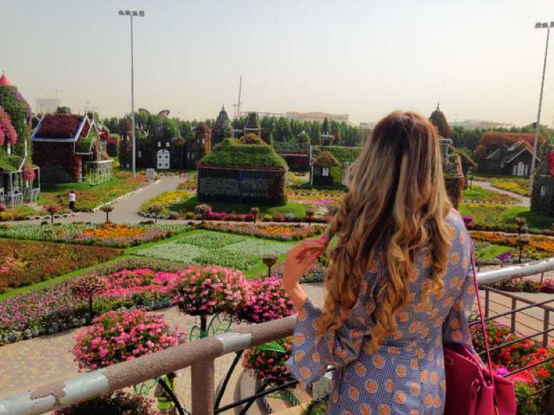 miracle garden dubailand