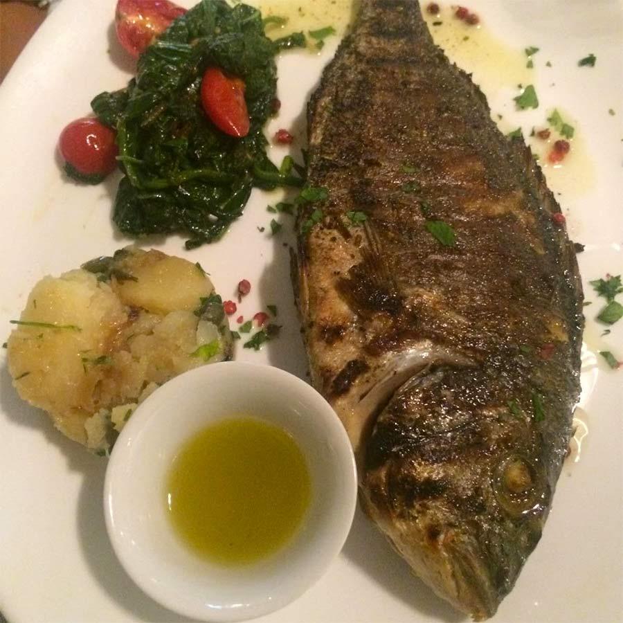 peixe koozina