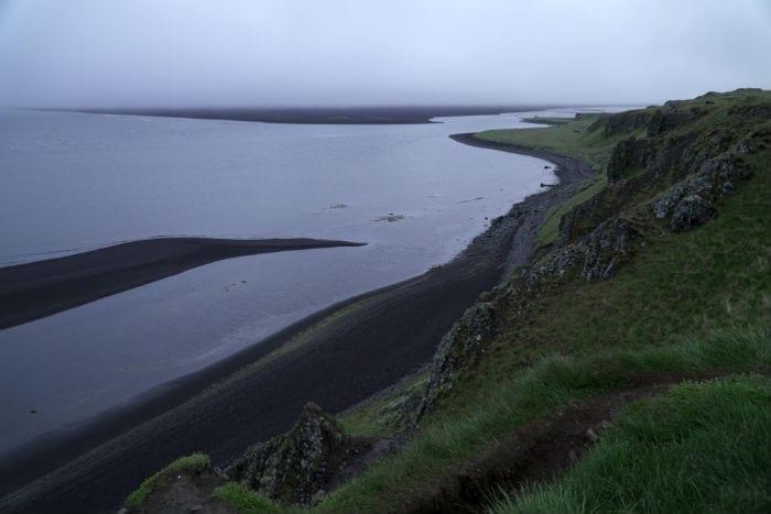 Fjords ring road islandia