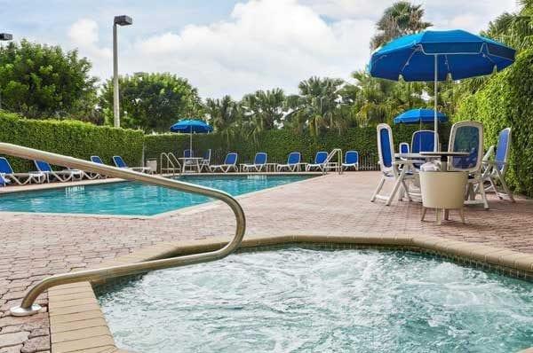 Hotel bom e barato em Miami: Hotel Comfort Suites Miami.