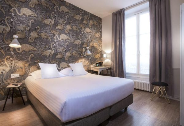 Hôtel Jeanne d'Arc Le Marais