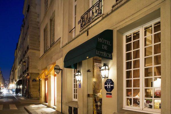 Hotel de Lutèce