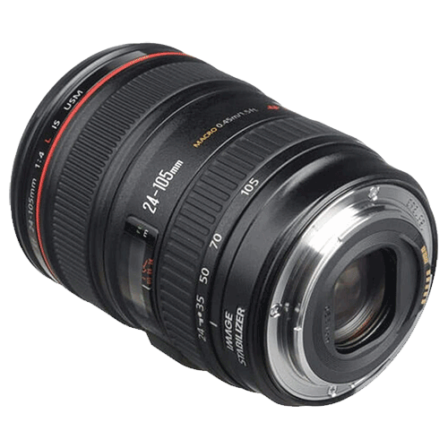 Lente Canon EF 24 105