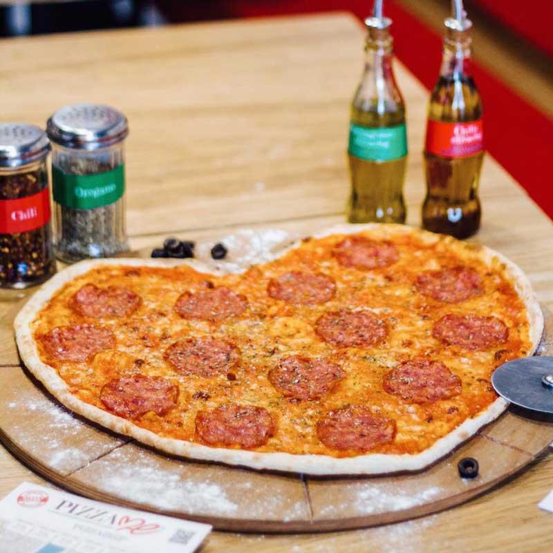Restaurantes Budapeste Pizza Me