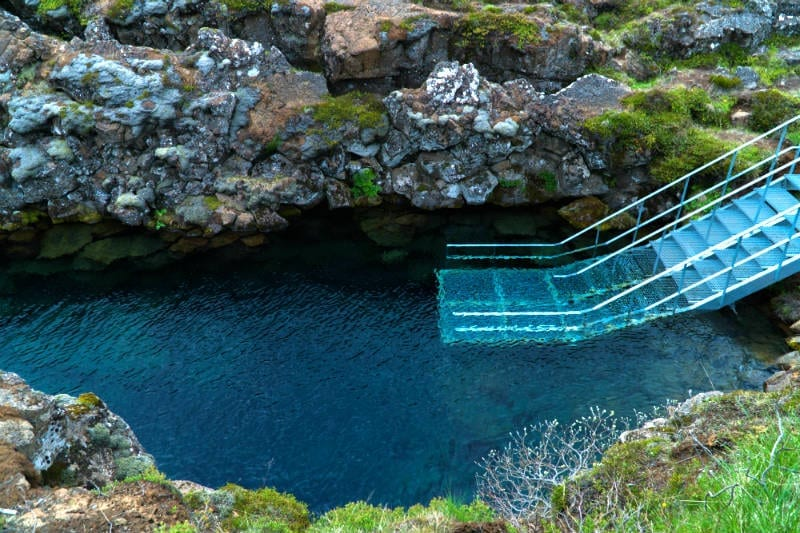 Thingvellir National Park islandia