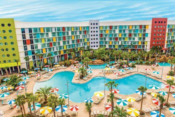 Onde ficar em Orlando: Universal Cabana Bay Beach