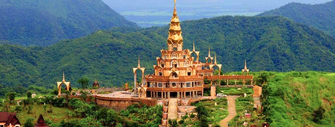 Wat Pha Sorn Kaew tailandia