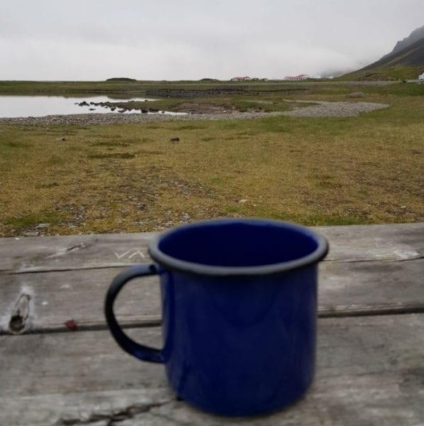 água potável islandia