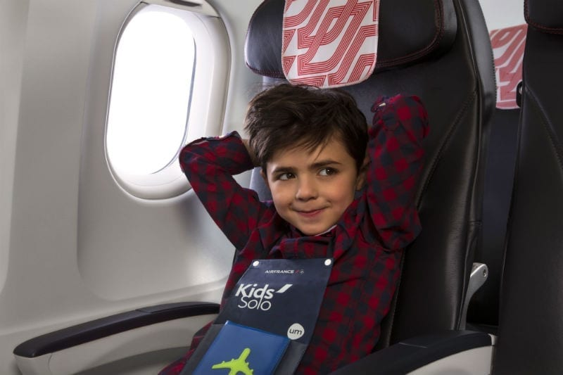 aplicativo kids air france