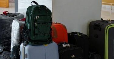 bagagem suplementar