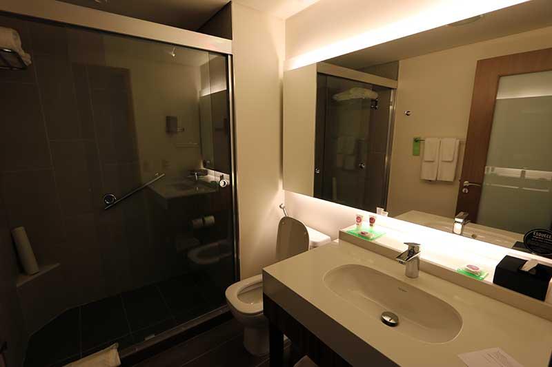 banheiro hyatt place
