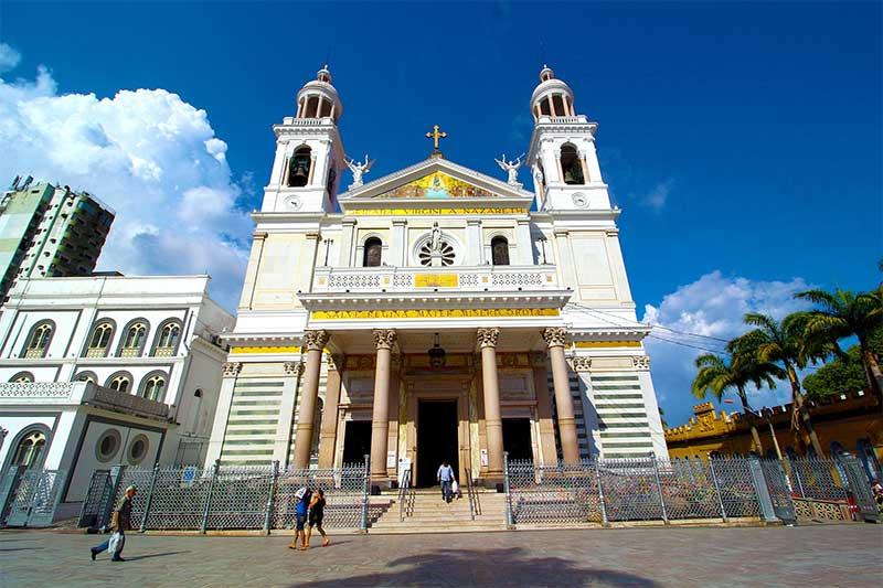 basilica nossa senhora nazareé