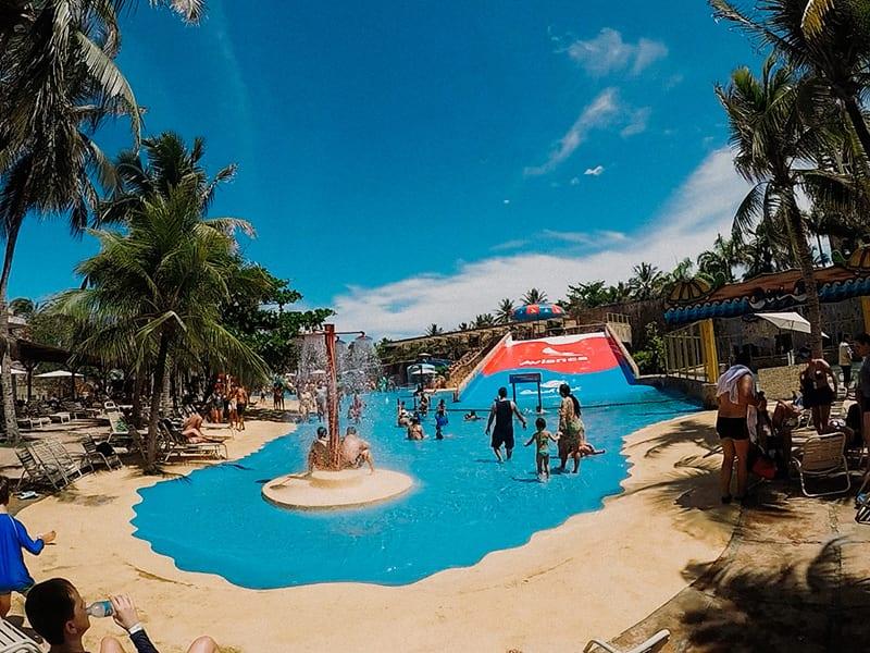 beach park aquabismo