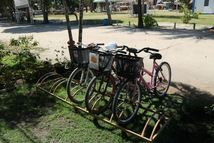 bicicletas pousada pargos