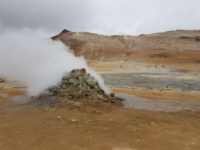 campos de lava islandia