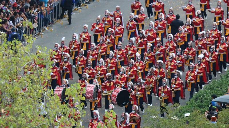 carnaval de calaveras 2017