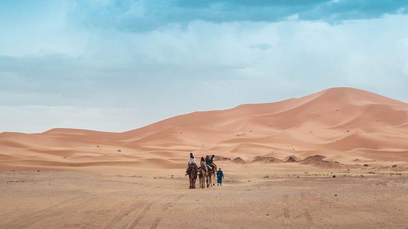 lugares para viajar no carnaval fora do brasil marrocos deserto do saara