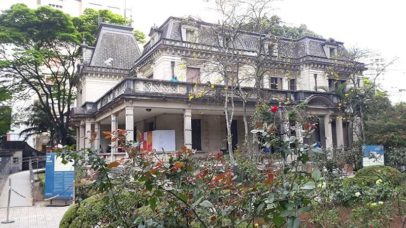 casa das rosas sp